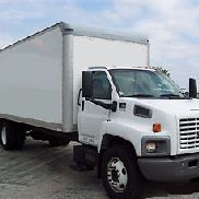 2007 GMC 7500 ~ 24FT BOX TRUCK ~ LIFT GATE ~ NIEDRIGE MILES ~ DURAMAX DIESEL