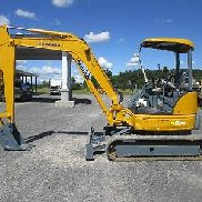 Komatsu PC50MR-2 Farm Mini Excavator Tractor Dozer
