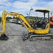 Komatsu PC30MR-2 Farm Mini Excavator Tractor Dozer