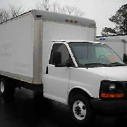 2011 GMC 3500 - FORD E350 ~16FT BOX TRUCK ~ HI-CUBE ~ CUTAWAY