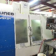 Hurco VSX-24 CNC Machining Center w/ 24 ATC Side Mount
