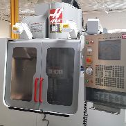 Used Haas VF-2SS CNC Vertical Machining Center Mill 12,000 rpm 24 ATC VMC 2004