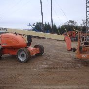 2008 JLG 600A 60' ARTICULATED MANLIFT