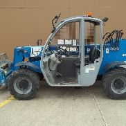 2008 Genie GTH-5519 Telecopic Forklift 5500lbs Lift Cap 19' Lift Height