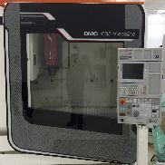 Used DMG Mori 1035V Vertical Machining Center 40x22 Mill CT40 M730M 12K RPM '13