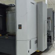 Used 2014 DMG Mori NHX6300 Horizontal Machining Center 600 mm Mill Full 4th CT50