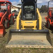 2012 YANMAR S270V SKID LOADER 146 HOURS