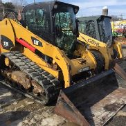 2012 CATERPILLAR 279C TRACK COMPACT TRACK Radladers, SHIP LOW COST CAT