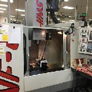 Used Haas VF-0 CNC Veritcal Machining Center Mill CT 40 Machine 4th Ready 1996