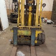 1974 CAT FORKLIFT T100C 10000# CAPACITY ; PROPANE POWERED