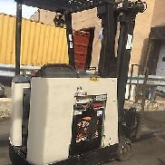 2003 CROWN RC3020-40 Electric Dockstocker Stand-Up Forklift RC3000 Series