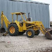 1973 John Deere 500C Other Heavy Construction