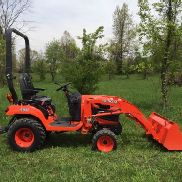 "2014 KUBOTA BX2370 4X4 COMPACT TRACTOR LOADER 60"" MÄHER CHEAP SHIPPING Preise"