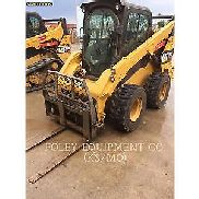 2014 CATERPILLAR 262D Skid Steer Loader