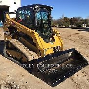 2014 CATERPILLAR 259D Multi Terrain Loader