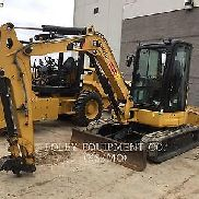 2014 CATERPILLAR 305ECR Medium Bagger