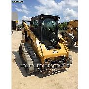 2015 CATERPILLAR 289D Multi Terrain Loader