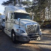 2013 International Prostar konventionelle w / sleeper