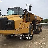 2015 CATERPILLAR 740B Articulated Dump Trucks