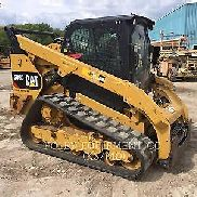 2015 CATERPILLAR 299D Multi Terrain Loader