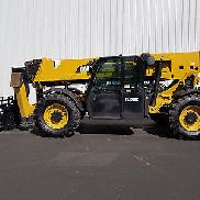 2013 CAT CATERPILLAR TL1055C 10000LB PNEUMATIC TELEHANDLER TELESCOPIC FORKLIFT