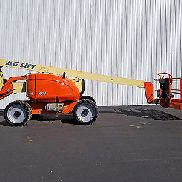 2006 JLG 600A 500LB PNEUMATIC ARTICULATING BOOM LIFT DUAL FUEL 4X4 MAN LIFT