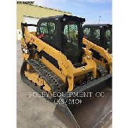 2015 CATERPILLAR 259D Multi Terrain Loader