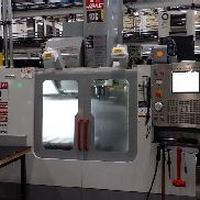 Centro de mecanizado vertical Haas VF-2SS usado 30x20 Mill 4th ready 12k rpm 2004
