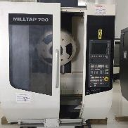 2013 d'occasion DMG Mori 700 MILLTAP Vertical Mill Centre d'usinage 24.000 rpm TSC Tap
