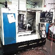 Hurco BMC 2416 Vertical Machining Center w/ 4th Axis 30x16 Mill SMW Indexer 24