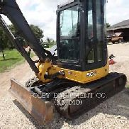2008 DEERE & CO. 50D Hydraulic Excavators