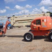 2007 JLG 450AJ 4X4 45' ARTICULATED LIFT