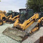 2011 CATERPILLAR 279C Skid Steer Loader