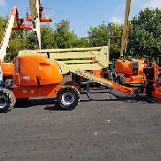 2012 JLG 450A 500LB ARTICULATING BOOM LIFT 4X4 DIESEL MAN LIFT