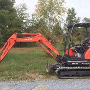 2006 KUBOTA KX71-3 MINI EXCAVATOR TRENCHER BACKHOE LOW COST SHIPPING RATES