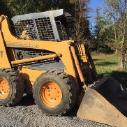 CASE 75XT CUMMINS DIESEL SKID STEER LOADER SKIDLOADER CHEAP SHIPPING RATES