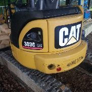 2007 Cat 303C Mini Trackhoe