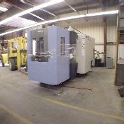 Used Doosan HP 4000 400mm CNC Horizontal Machining Center Daewoo Fanuc 2007