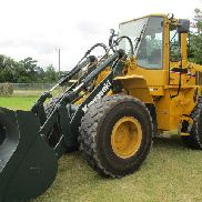 2013 Kawasaki TM65V2 Cab Wheel Loader