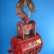 25 Metric Ton 4 sheave BLOCK Crane Hook Mckissick? Recent KONESCRANE INSPECTION