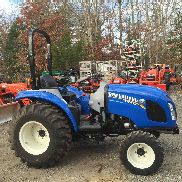 PRE OWNED NEW HOLLAND BOOMER 37 TIER 4 32,2 HRS