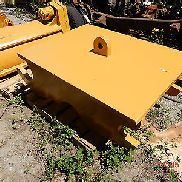 33000 LB LOAD RATED LIFTING PLATE WBM Q / C lugging 2007 HITACHI ZX850LC-3 EXC