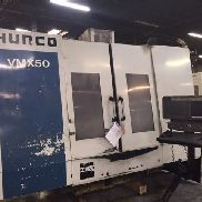 Used Hurco VMX 50 CNC Vertical Mill Machining Center VMC 10,000 rpm CT40 2000