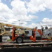 2009 JLG T350 W/ Rotating Basket