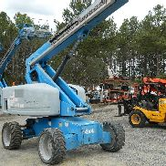 2008 Genie S-60 Stick Boom 66' Work Height