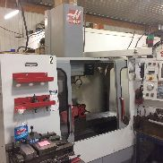 2000 Haas VF-2 CNC Vertical Machining Center Mill 30x20 Rigid Tap 4th Ready used