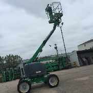 2008 Genie Z-45 / 25RT Articulating Boom Lift