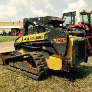 2008 New Holland C190 Compact Track Loader