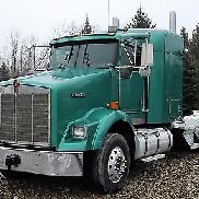 GENUINE KENWORTH T800 2006 SLEEPER CAB / HEAVY SPEC TRUCK / MICHIGAN SPECIAL
