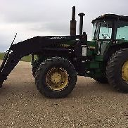 John Deere 4850 -193 hp - MFWD 4wd - LOW HRS - RARE w/ Loader - WILL PRICE MATCH